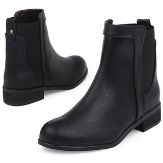 PRE-ORDER - SPUR Urbanity chelsea boots FF9094 BLACK