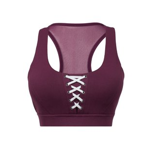 【VIASWEAT】TAYLOR Lace-up Sports Bra