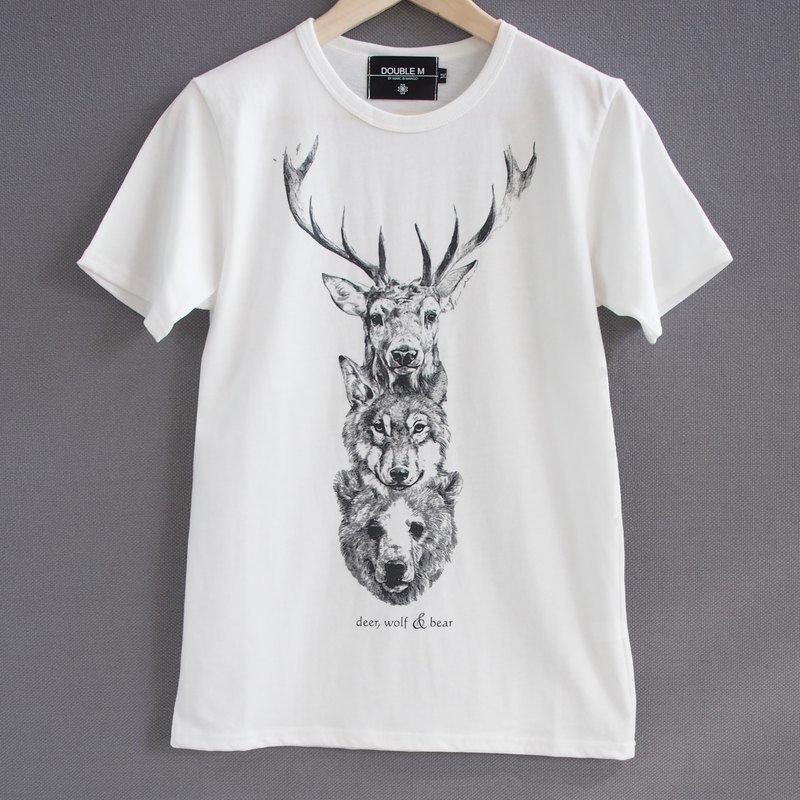 Animal Magic Double M Tee clothing boys and girls can wear!