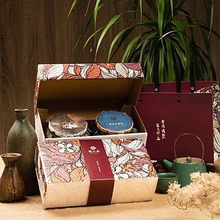 【Gift】 rich double 飨 gift box