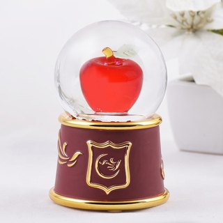 10th anniversary commemoration of the apple shaped crystal ball birthday gift home decorations