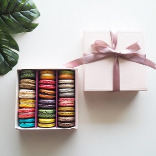 HERSTON 【18 into the macarons gift box】
