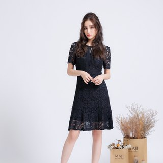 Santorini Lace Dress