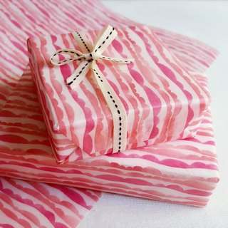 【包裝首選】和紙包裝紙 Wrapping Paper-Cloud Pink / GTIN : 4713077972335