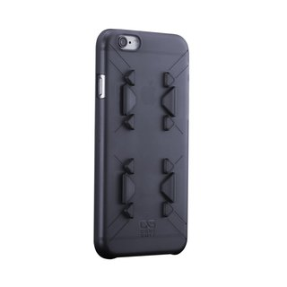 CORESUIT Base Lite-i6 Plus / 6s Plus Qingbotouming Case - Black Storm