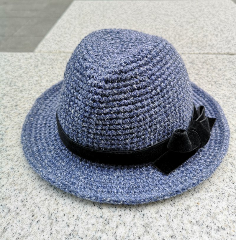 Wool Panama Hat - Fall Winter