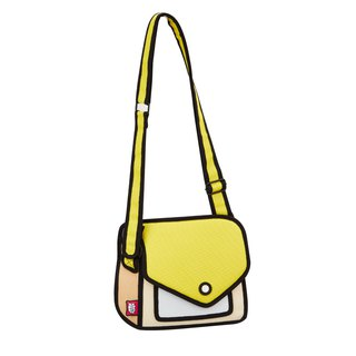 Minion Yellow Giggle Shoulder Bag