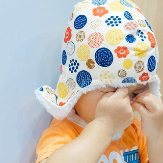 Flying cap - flowering result hand made nontoxic caps children's clothing baby child flight