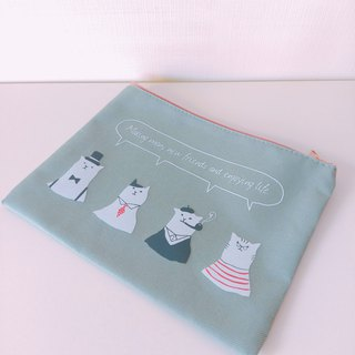 Cat storage bag multi-purpose debris bag