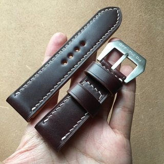 panerai leather watch strap