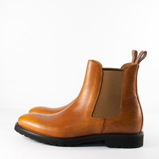 ITA BOTTEGA [Made in Italy] bright brown knight boots