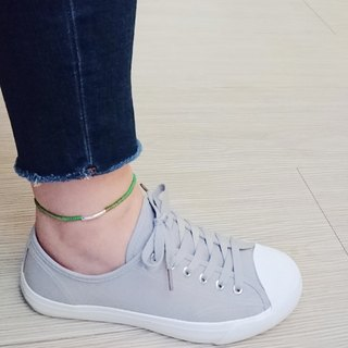 925 sterling silver anklets lucky rope wax rope anklet off from the spot of the mixed doubles + custom color in spring and summer limited funds