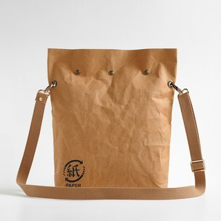 Paper Bamboo Changle Creative Hand Roll (Shoulder Bag)