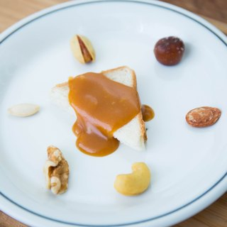 SweetSpot Haiyan honey toffee sauce