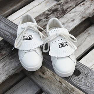 TOUCH GROUND Vintage Rookie OG OFF WHITE P0000BKP