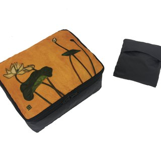Changyu Travel Storage Bag - Large (Lotus)