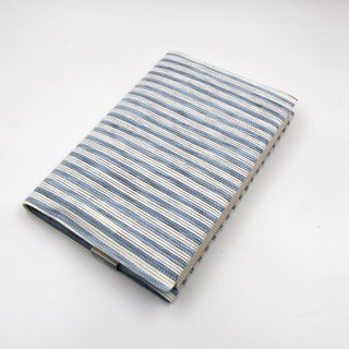 【Paper Cloth】Book Cover, Book (Blue and White)
