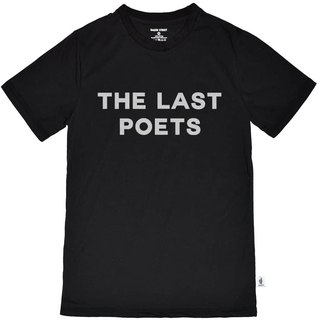British Fashion Brand -Baker Street- The Last Poets Printed T-shirt