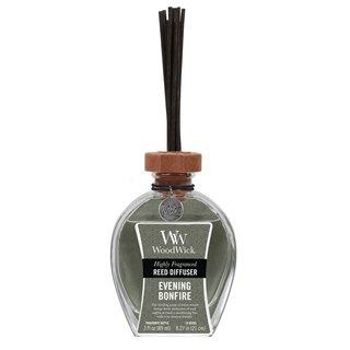 【VIVAWANG】 WW3oz. Reed incense (midnight bonfire) warm fragrance full of security