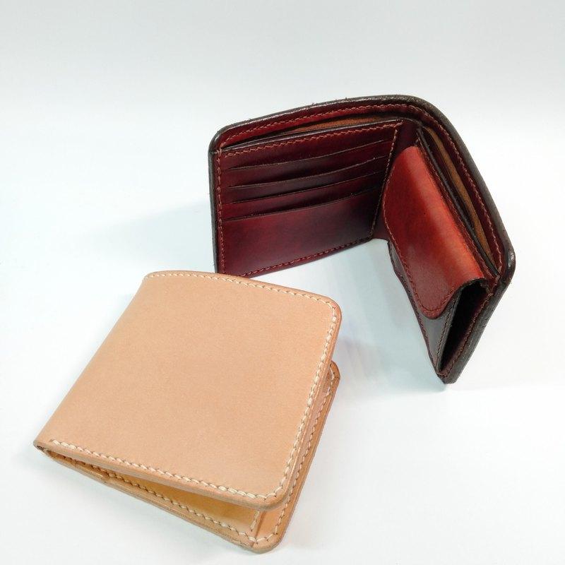 皮諾革 零錢包短夾