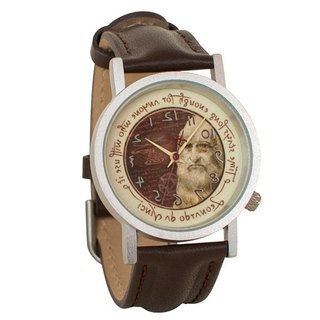 Da Vinci counterclockwise neutral watch