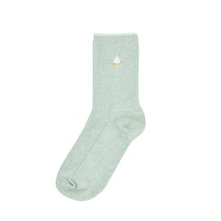 Dear My Universe My dear ice cream socks - melon (green)