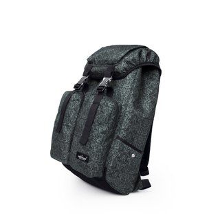 Matchwood Design Matchwood Defender backpack Waterproof Notebook Backpack moro Camo paragraph Christmas Gift Bag Travel