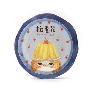 Cat Paper Tape 15mm - Jelly Cat