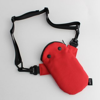 The creature iPhone case small bag Mame-sagari 2018 NEW Red