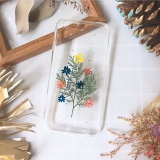 Christmas Tree :: Christmas Flower Dry Flower Mobile Shell Shell Flower Mobile Phone Set Exchange Gift