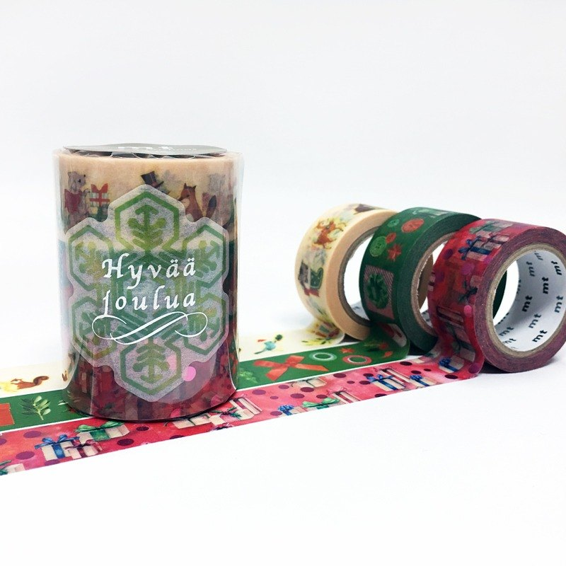 Mt and paper tape Christmas [Christmas Group-B (MTCMAS65)] Limited Edition out of print