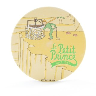 The Little Prince Classic authorization - water coaster: [Let] beautiful desert wells (round / square)