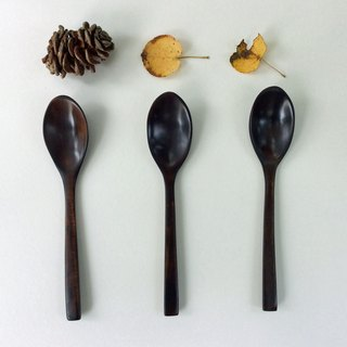 Maple tree spoon 【3 pieces set】 # 437