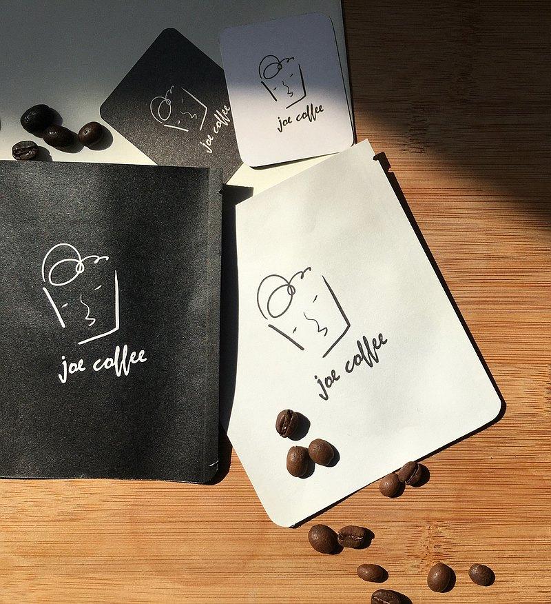 joe.coffee 30g隨身包-手沖咖啡豆-本產品單次訂購出貨數量為7份