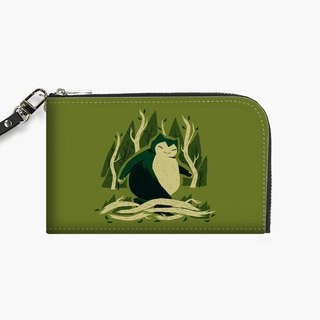 Snupped Isotope - Phone Pouch - snorfoot
