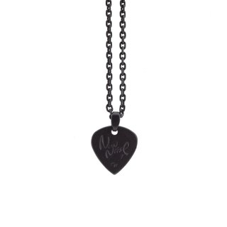 New Noise logo pick  necklace