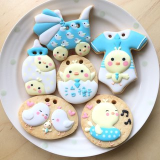 (Please ask the schedule again orders Oh) chick saliva | optional sugar cookies 6 sets