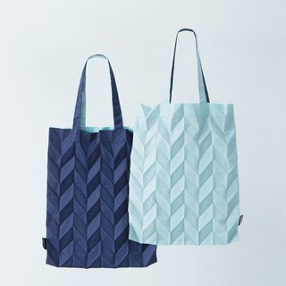 Errorism * 1/2 Pleated tote bag