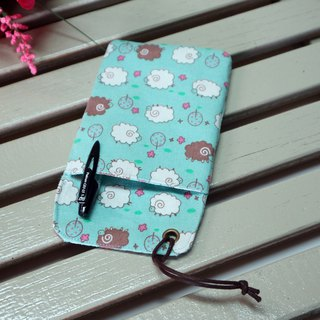 Pocket pen bag leakproof ink storage bag doctor robe pen bag ~ small cotton sheep