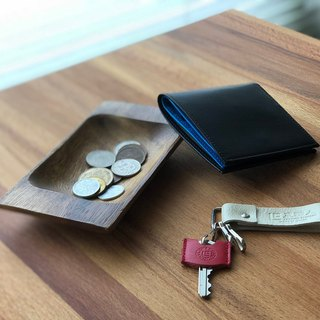 革職人 LEATHER FACTORY 【CAPITAL Fold Wallet / Coin Wallet】Made in Japan