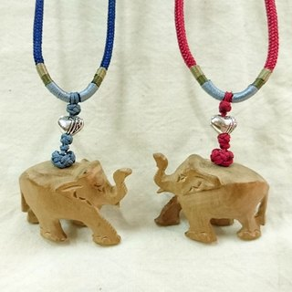 ♡ ♥ ♥ ♡ determined paragraph elephant necklace (Free two shipping Oh !!)