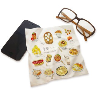 (Universal cloth) Taiwan series hand-painted snacks ll wipes