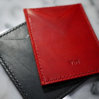Day double card holder Leather cardcase