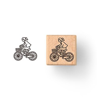 Today Stamps - Cycling