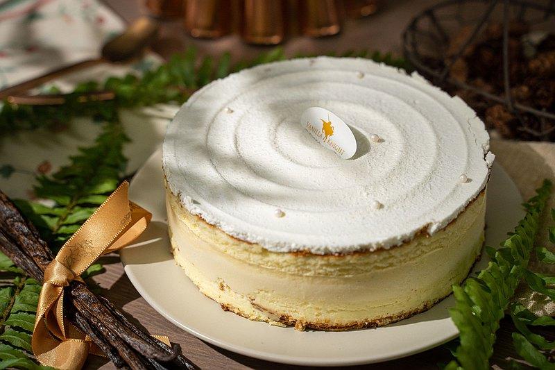 【母親節蛋糕】香草布丁舒芙蕾