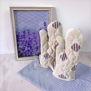 Good wife exclusive - lavender violet - insulated gloves group