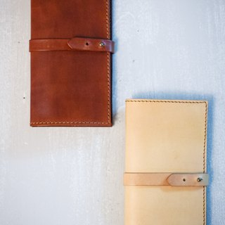 Leather Passport Case [customizable]