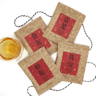 KerKerland-Natural Farming Oolong Tea Bag - Blessing Series