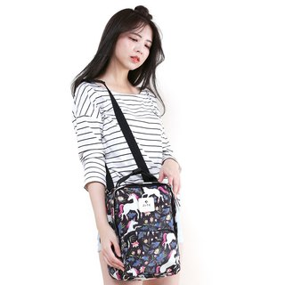 [Mid-Autumn Festival 3 Days Limited Time Discount] Le Tour Series - Loose Heart Bag - S - Unicorn
