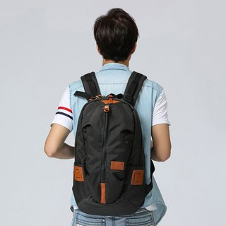 The Dude Casual Sports Back Backpack Skater - Grey Green